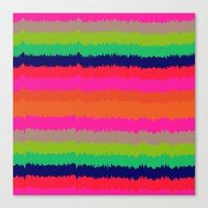Eva stripe Canvas Print
