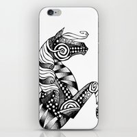 Horse Patterns iPhone & iPod Skin