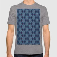Pttrn18 Mens Fitted Tee Athletic Grey SMALL