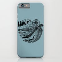 iPhone & iPod Case featuring Hawaii by Krikoui