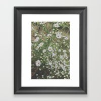 Wildflowers. Framed Art Print