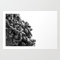 blackshells ii Art Print
