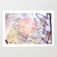 Nature's Whimsy Art Print