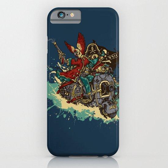 Sea Traveler iPhone & iPod Case
