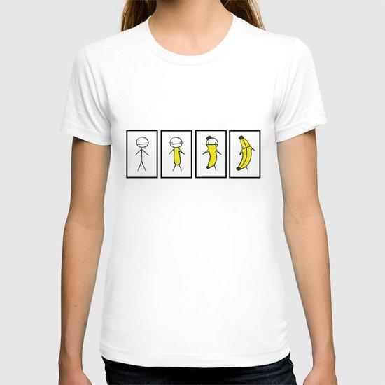 Banana Metamorphosis T-shirt