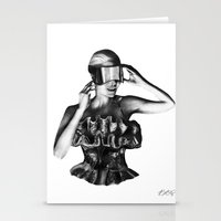 McQueen Stationery Cards