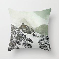 Là-haut Throw Pillow