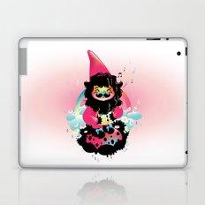 Whistling gnome Laptop & iPad Skin