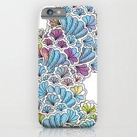 Flower Tower iPhone 6 Slim Case