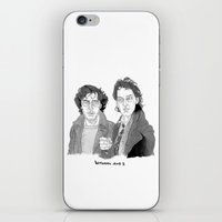 Withnail And I iPhone & iPod Skin