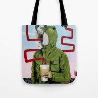 Caffeine Boost Tote Bag