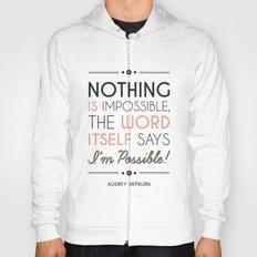 I'm Possible! Hoody