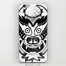 Yare Devil mask #1 iPhone & iPod Skin