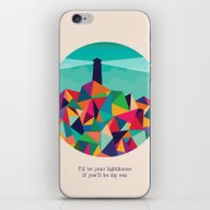 I'll Be Your Lighthouse … iPhone & iPod Skin
