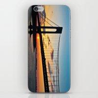 The Verrazzano Bridge iPhone & iPod Skin