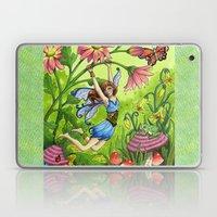 Meadow Fairy Laptop & iPad Skin