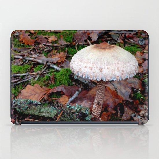 Mushroom #1 iPad Case