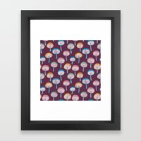 Pattern Project #41 / Mu… Framed Art Print