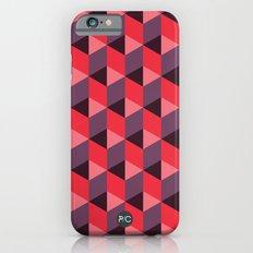 Queen of Hearts [isometrix 013] iPhone 6 Slim Case