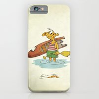 Little Accident iPhone 6 Slim Case