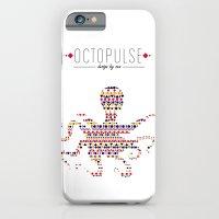 Octopulse | Design by sea iPhone 6 Slim Case