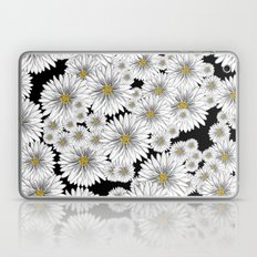 Retro Daisies  Laptop & iPad Skin