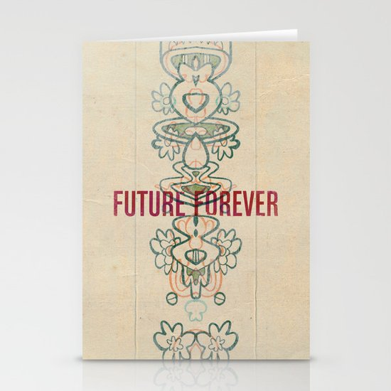 Future Forever Stationery Card