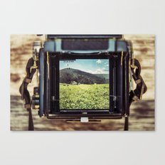 Medium Format Canvas Print