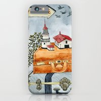Suitcases are ready iPhone 6 Slim Case