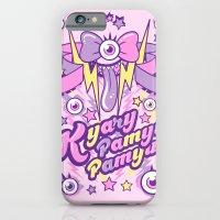 iPhone & iPod Case featuring Kyary Pamyu Pamyu Print by Kami