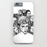 iPhone & iPod Case featuring In The Flesh by Marion Cromb