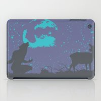 The Werewolf of Saddle Creek iPad Case