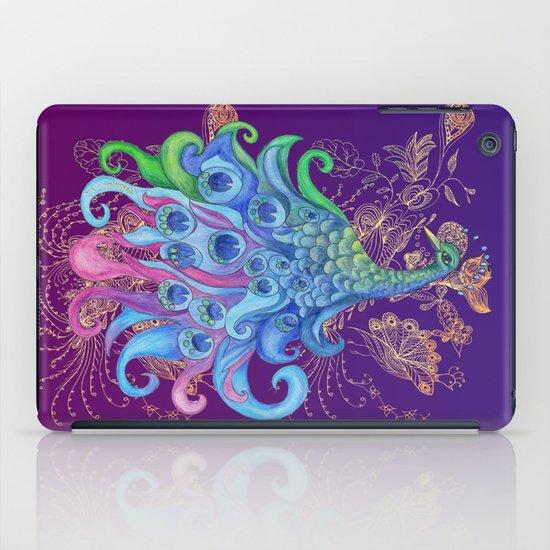 Peaceful Peacock  iPad Case