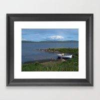The Loch Of Harray Framed Art Print