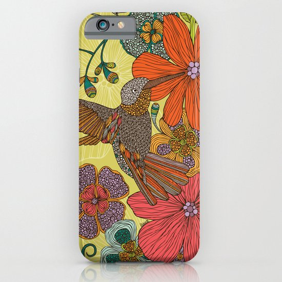 Humming Heaven iPhone & iPod Case