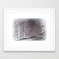 Night Stalker Framed Art Print
