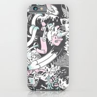 Deadly Sins iPhone 6 Slim Case