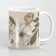 Floral Laurel Mug