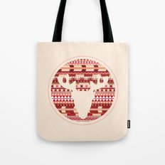 Christmas Reindeer. 2 Tote Bag