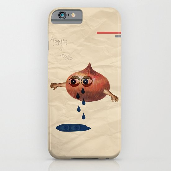 Tears of Fears. iPhone & iPod Case