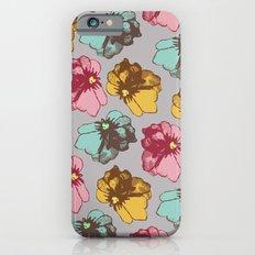 Photographic Florals iPhone 6 Slim Case