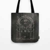 Lord of the Rings: Gates of Moria Tote Bag