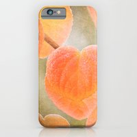 iPhone & iPod Case featuring Fading Hearts by Jennifer Rogers