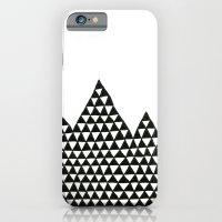 Triangle Peaks iPhone 6 Slim Case
