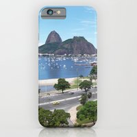 Rio de Janeiro Landscape iPhone 6 Slim Case