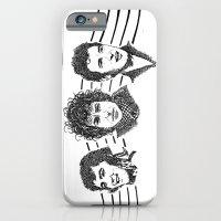 Elvis & Bob & Bruce II iPhone 6 Slim Case