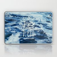 Depth X Ocean Laptop & iPad Skin