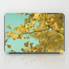 Ginkgo #3 iPad Case