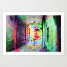Coincidentally misappropriated yearly kindness. 03 Art Print