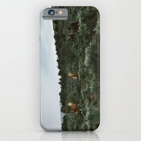 Nevada Horses iPhone 6 Slim Case